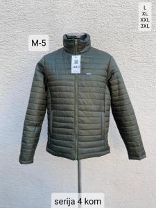 MUŠKA JAKNA M5
