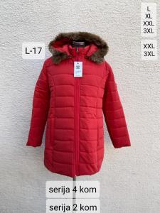Ženska jakna L17